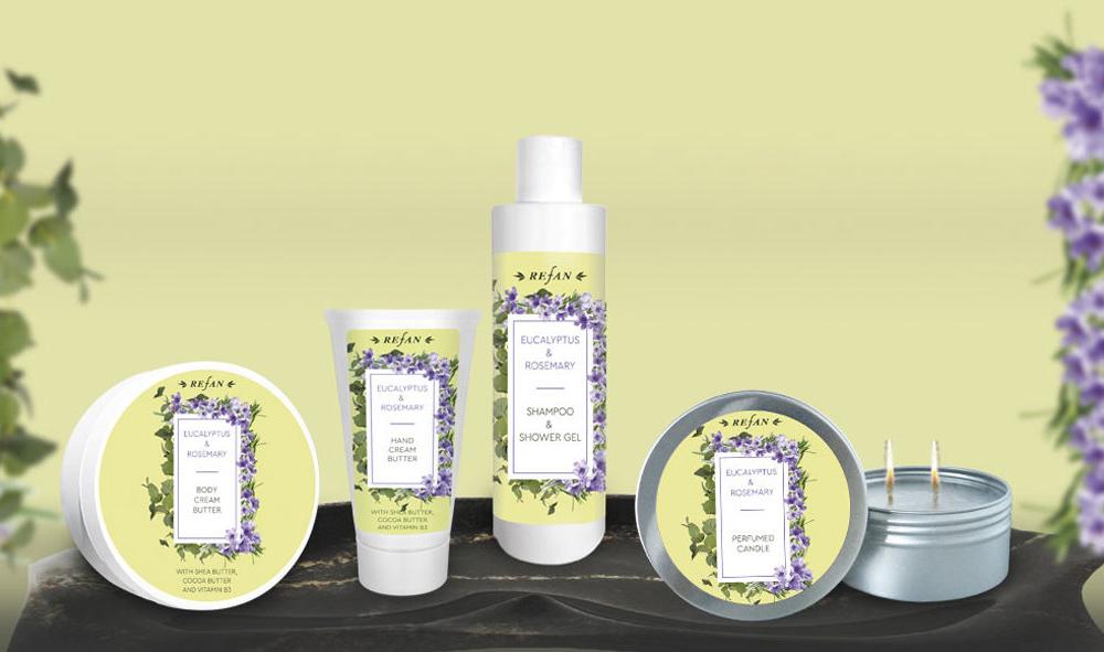 Körperpflegeserie Eukalyptus & Rosmarin